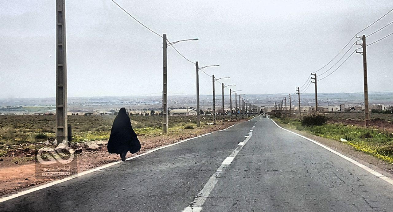 جاده قیامدشت به چهلقز همچنان خطرناک