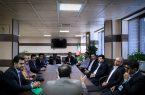 دیدار شهردار و اعضای شورای اسلامی شهر قیامدشت با فرماندار ری