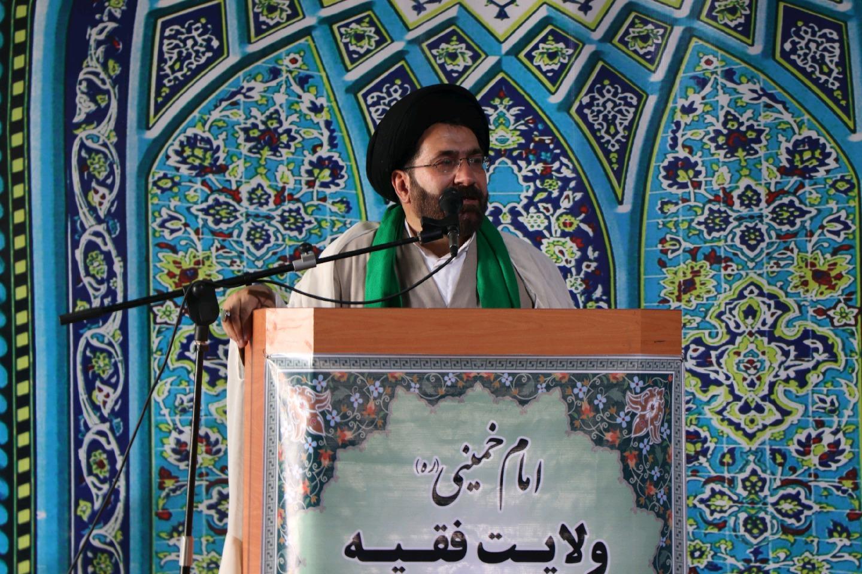 پیام امام جمعه قیامدشت جهت تشویق به شرکت در جشنواره کتابخوانی رضوی