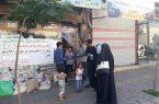 توزیع شکر تنظیم بازار در بخش خاوران