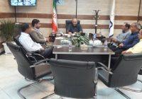 برگزارى یازدهمین جلسه مشترك اعضاى شوراى اسلامى روستای محمودآباد با حضور دهيار