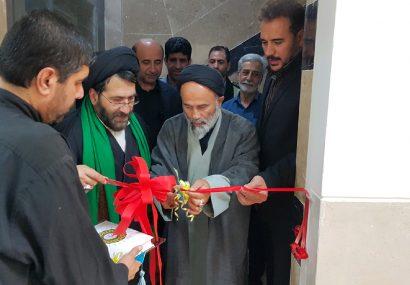 افتتاح کتابخانه عمومی روستای لپه زنک بخش خاوران