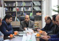 بررسی مشکلات و برنامه های پیش روی روستاهای بخش خاوران