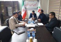 برگزاری جلسه کمیسیون عمران شورای اسلامی شهر قیامدشت