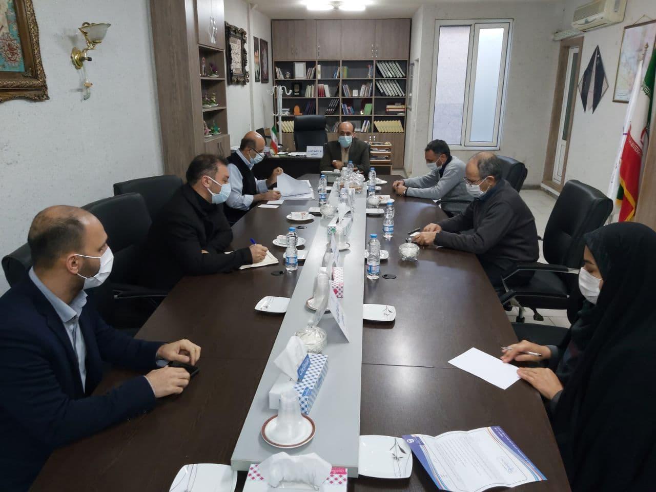 برگزاری اولین جلسه انتخابات ۱۴۰۰ در بخش خاوران