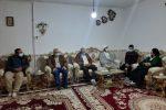تجلیل امام جمعه بخش خاوران از عضو تیم ملی بوکس کشورمان