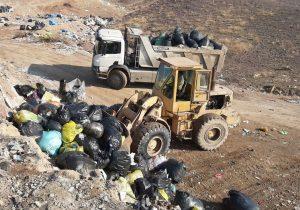 بخش خاوران پیشتاز در مقابله با مراکز غیرمجاز دپو و تفکیک زباله