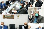 تصویب و رفع برخی از مغایرت های طرح هادی روستاهای چهلقز و توتک